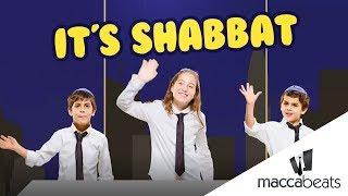 The Maccabeats - It's Shabbat! (Baby Shark parody) - Sing and Dance!