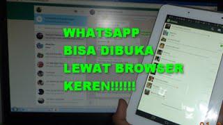 download lagu Whatsapp Web  Cara Buka Whatsapp Versi Web Browser gratis