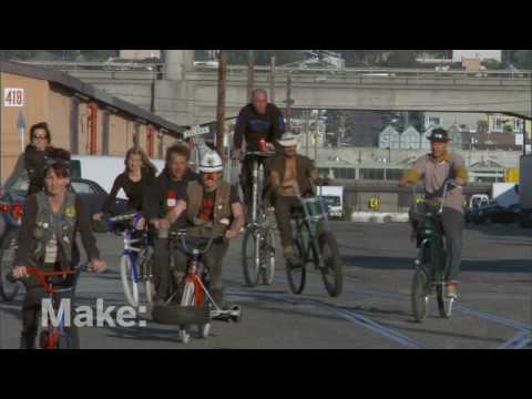 Maker Profile - Bicycle Rodeo Video