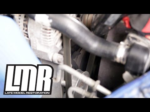 Fox Body Mustang Tech - How To Set Your Timing 5.0L