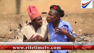 Best Hausa Comedy ever Nigerian Police Episode 2 2017 Arewa Comedian