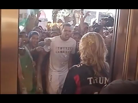 White Girl Attacked by Mexicans at Trump Rally San Jose California