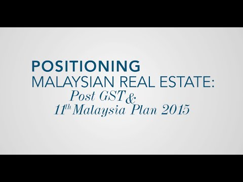 MPI - Positioning Malaysian Real Estate / 6 August 2015