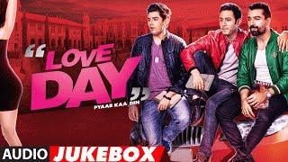 LOVE DAY - PYAAR KAA DIN Full Movie Songs (Audio) |Jukebox | Ajaz Khan | Sahil Anand | Harsh Naagar
