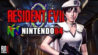 RESIDENT EVIL 0 || NINTENDO 64 | Unreleased Version