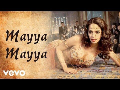 A.r. Rahman | Guru - Mayya Mayya Video | Abhishek video