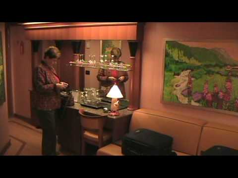 Carnival Dream Suite Video Carnival Dream Ocean Suite