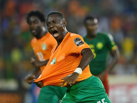 Goal Celebrations - Orange Africa Cup of Nations, EQUATORIAL GUINEA 2015