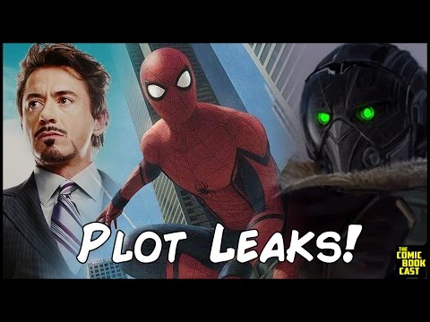 Spider-Man Homecoming Entire Plot Leaks Explained thumbnail