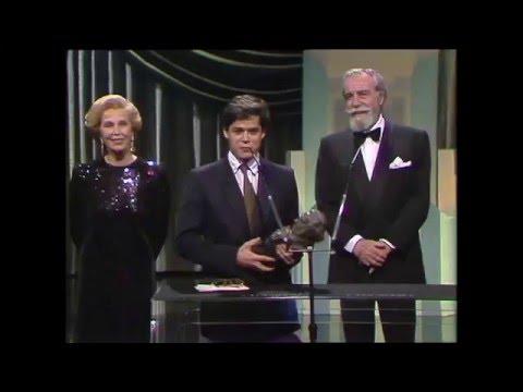 Jorge Sanz, Premio Goya 1990 a Mejor Actor Protagonista