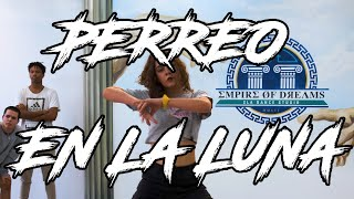 Perreo en la Luna - Rich Music LTD | Choreography by Sebastian Linares