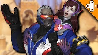 DAD 76 IS SO MEAN! Overwatch Funny & Epic Moments 260 - Highlights Montage