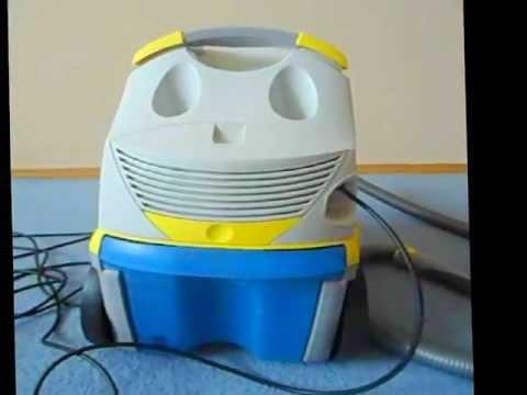 Видеообзор пылесоса Karcher DS