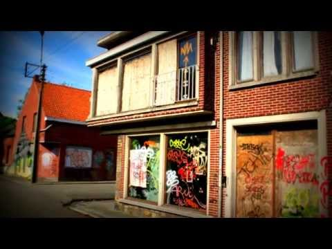 Urban Experience: Ghostcity in Belgium