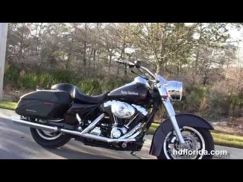 2005 Harley Davidson Road King Custom  - Used Motorcycles for sale