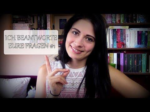 [Vlog] Ich beantworte eure Fragen #1 \ Bücher, Haustiere & Sport