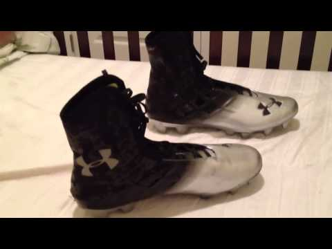 Under Armour Highlight MC Cleats for Wide Receivers