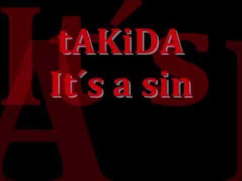 Takida - It s A Sin — Скачать mp3 песни без регистрации