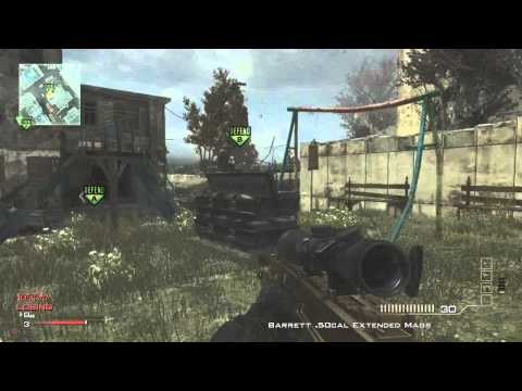 MW3 EPIC SPINNING NINJA DEFUSE Part 1 (Fallen)