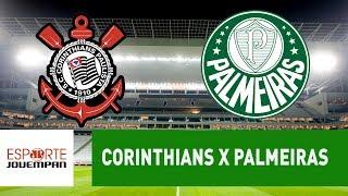 Corinthians 0 x 1 Palmeiras - 31/03/18 - Final do Paulistão