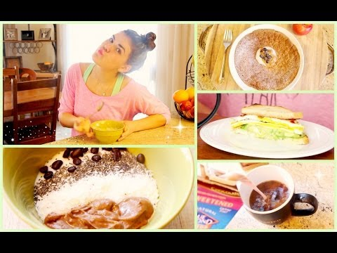 Quick & Easy Healthy Breakfast Ideas!