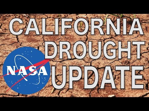 NASA: California Drought Update