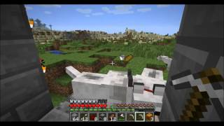 Minecraft Tornado Mod Survival Part 20: Moving out