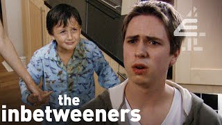 BEST OF THE INBETWEENERS | All The Funniest Moments | Series 1