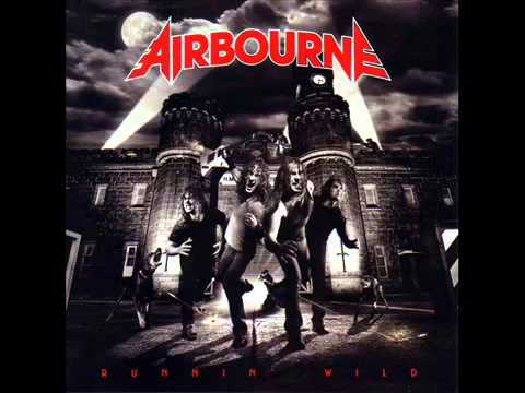 Airbourne - Stand Up For Rock And Roll
