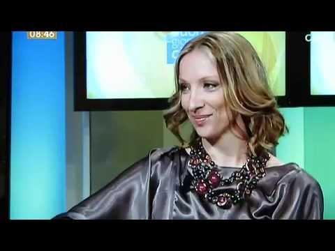 """Sanda Pandza – intervista """"Buongiorno Cielo"""" di Paola Saluzzi su CieloTV"""