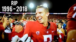 Rest in Peace || Washington State QB Tyler Hilinski Career Tribute Emotional