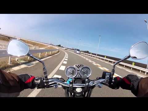 THE SPLING OF 2014 MOTO GUZZI V7 CLASSIC RUNS