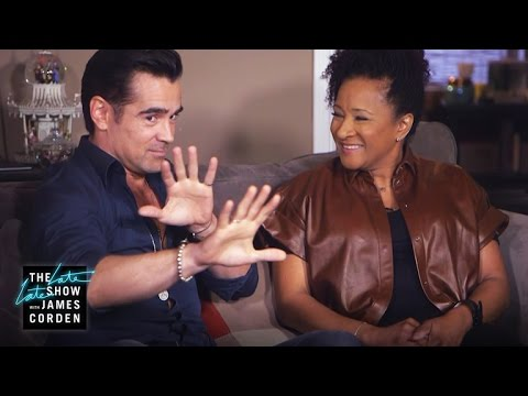 Colin Farrell's Magic Wand - #NataliesHouse