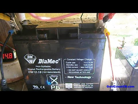 Sealed Lead Acid Battery Recovery Tips