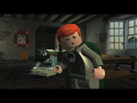Thumb Juego: Lego Harry Potter