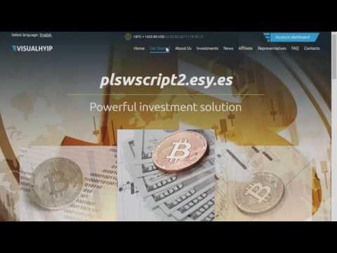 Script hyip bitcoin free