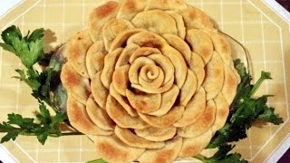 Create a Beautiful Rose Pie Decoration. - DIY Food & Drinks - Guidecentral