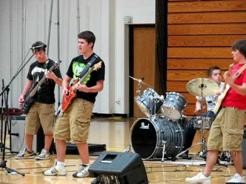 fade To Black - Becker High School Talent Show video