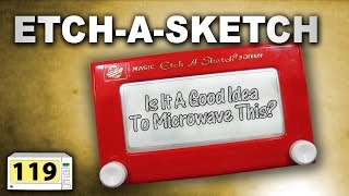 Microwave An Etch A Sketch (#119)