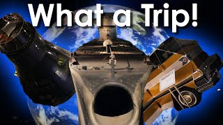 Space, Submarines and RVs!!! | Museum of Science and Industry & RV Hall of Fame