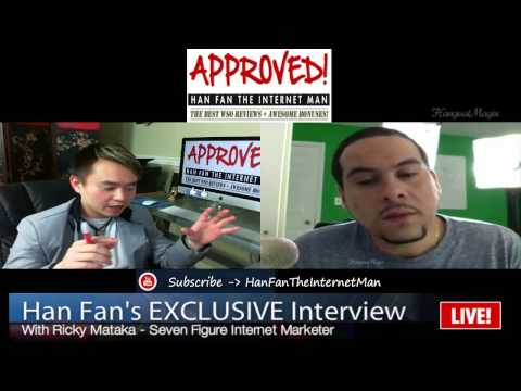 Viber Spy - Han Fan's EXCLUSIVE Interview With Ricky Mataka