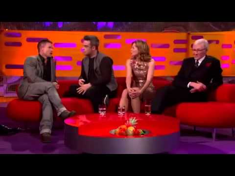 The Graham Norton Show S12E03 Darcey Bussell, Paul O'Grady, Felix Baumgartner, Robbie Will