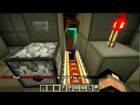 MineCraft - Взрывы - Часть 6