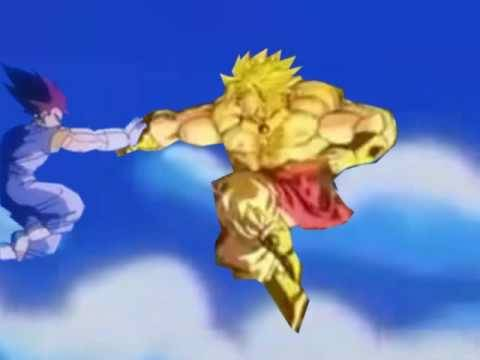 Vegeta vs King Vegeta King Vegeta Video Fanpop