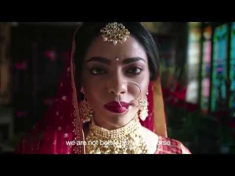 Benetton reivindica la igualdad de género en la India