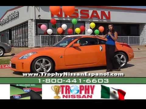 Lily Mena for Trophy Nissan