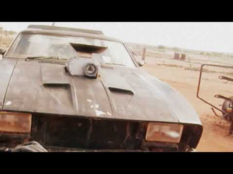 MAD MAX INTERCEPTOR & AUSSIE COUPES
