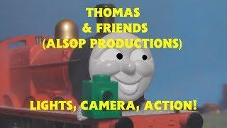 Thomas & Friends ep 157 Lights, Camera, Action!