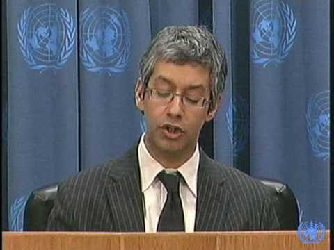 "Sri Lanka: ""An absolutely desperate situation"" (Navi Pillay, High Commissioner for Human Rights)"
