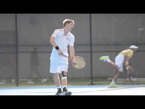 2013 NCAA Tennis: Vols Day 2